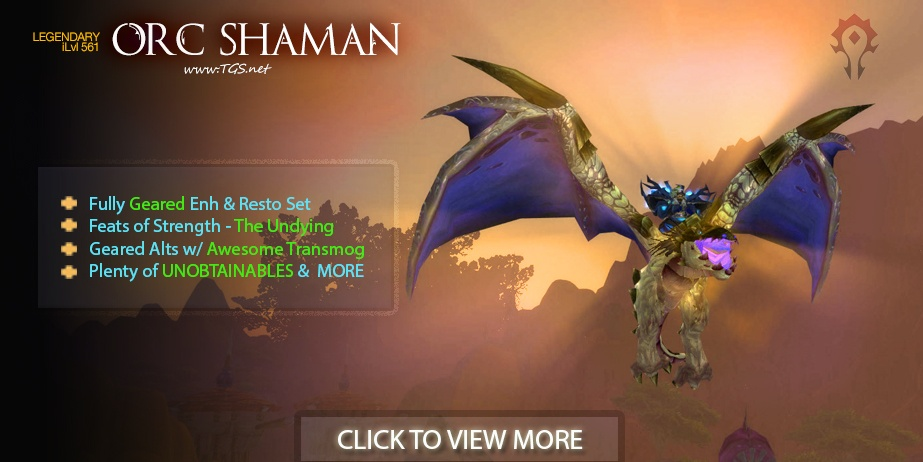 561 Shaman - Rare UNOBTAINABLES - FEATS OF STRENGTH & MORE!