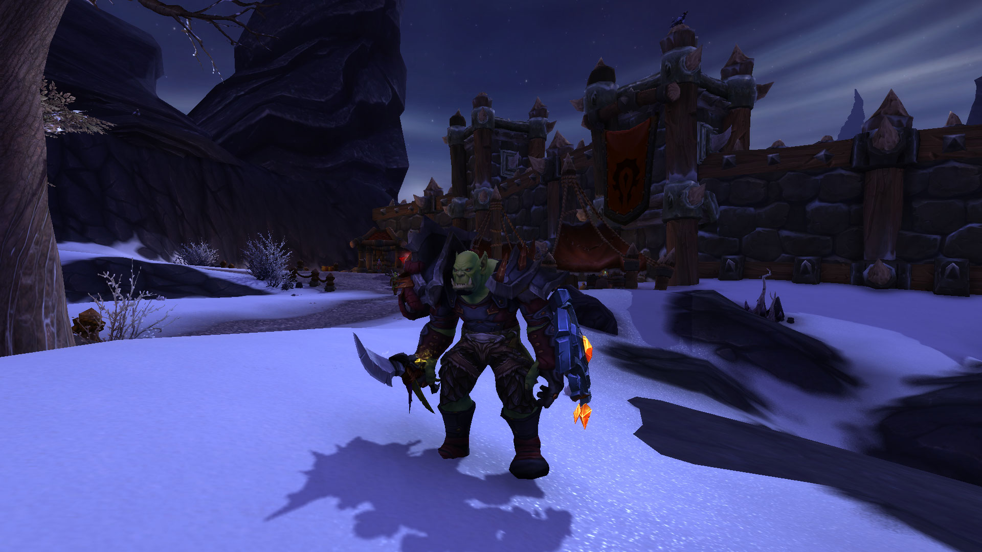 how to get raven lord mount