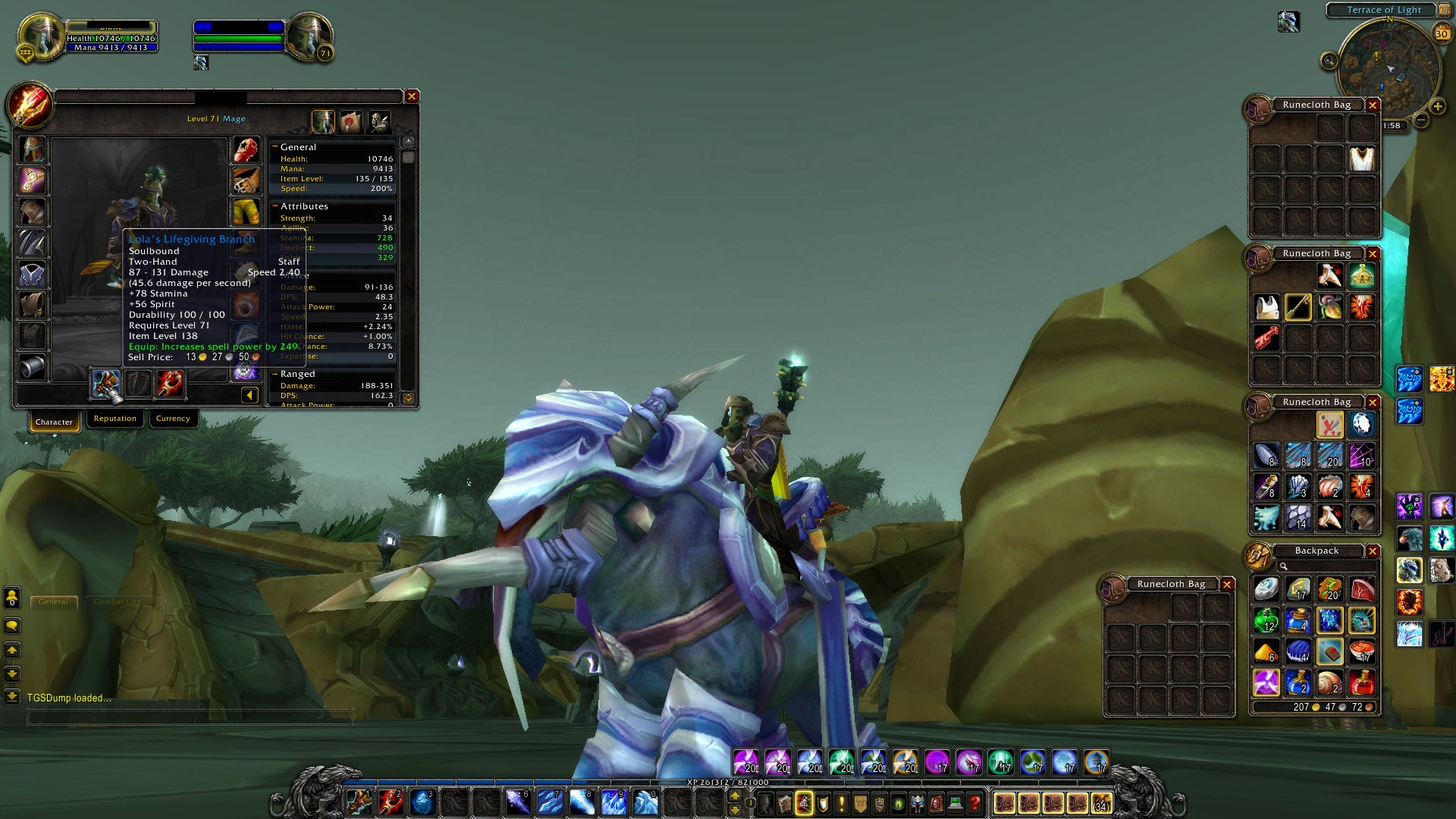 Mages, Leveling and Cataclysm - MMO-Champion